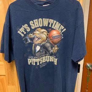 Vintage Pitt Panthers Shirt